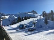 Schiwochenende in Cortina